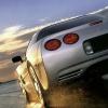 Картинки тачки Corvette