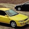 Обои машины Subaru