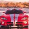 Обои тачки Dodge Viper