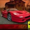 Обои для стола бесплатно Ferrari