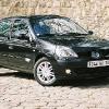 Скачать обои Renault Clio
