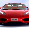 Фотографии авто Ferrari