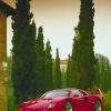 Обои авто Ferrari