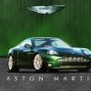 Обои для рабочего стола Aston Martin